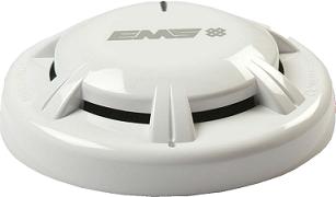 Wireless Optical Smoke Detector