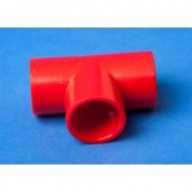 Red ABS 25MM T