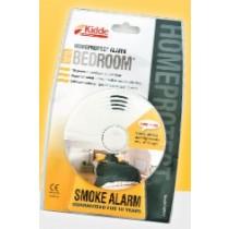 Bedroom Smoke Alarm with Voice Alarm