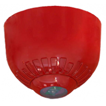 Wireless Ceiling Mount Sounder Beacon Only