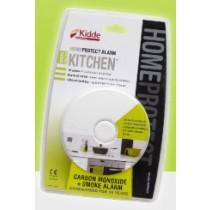 Kitchen Alarm Combination Smoke and Carbon Monoxide