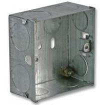 1 Gang Metal Box