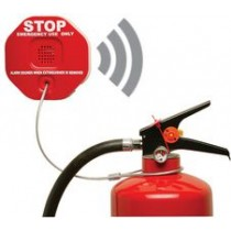 Theft Stopper - Fire extinguisher.